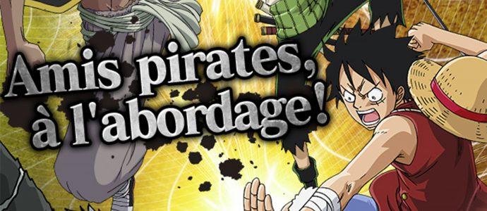 One Piece Bounty Rush bientôt sur mobiles, à l'abordage !