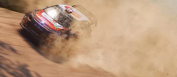 Une nouvelle saison d'E-Sport avec WRC dès le 25 janvier