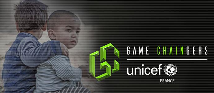 Gamers, l'UNICEF a besoin de vous !
