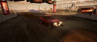 Gravel – Le Rally Cross arcade