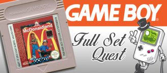 Full Set Quest GB #03 – McDonaldland