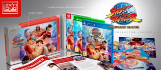 Capcom et Pix'n Love annoncent le Collector Street Fighter 30th anniversary