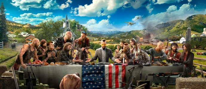 Far Cry 5 – Dans ton culte ?