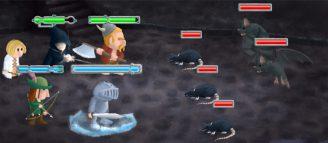 Healer's Quest – Le RPG sous un angle «différent»