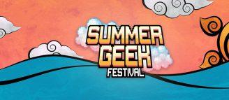 Press-Start au Summer Geek Festival