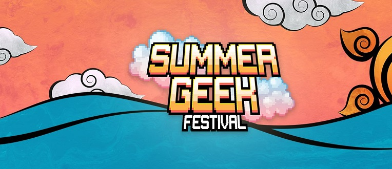 Press-Start au Summer Geek Festival
