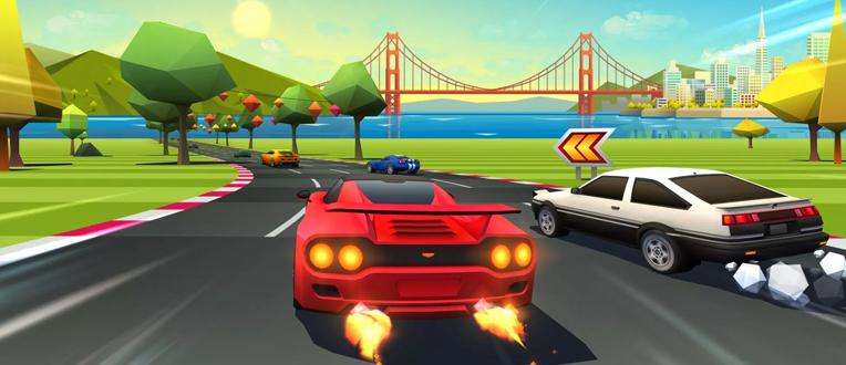 Horizon Chase Turbo : vive l'écran partagé !