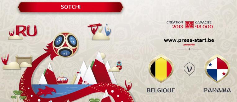 The Belgian Red Devils – L'épopée russe vue par FIFA18 #01