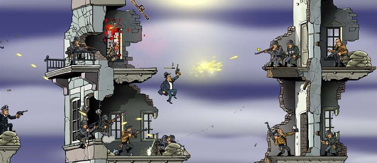 Guns, Gore & Cannoli 2 d'abord sur Switch