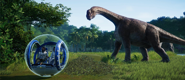 Jurassic Word Evolution – Dépenser en comptant