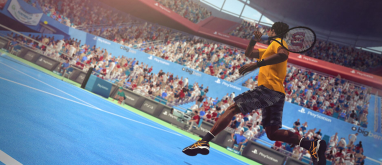 Tennis World Tour – Pris à revers