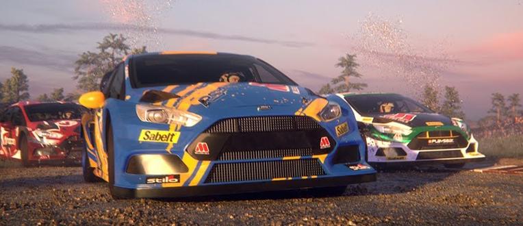 Plus d'infos sur le Rallye et le Hillclimb dans V-Rally 4