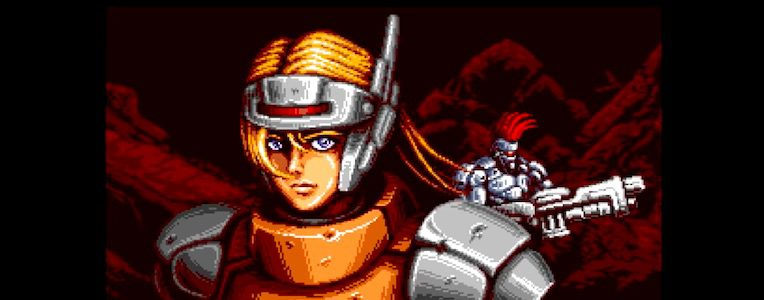 Blazing Chrome – Contra de retour à la Gamescom