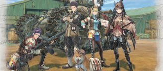 Valkyria Chronicles 4 – la démo