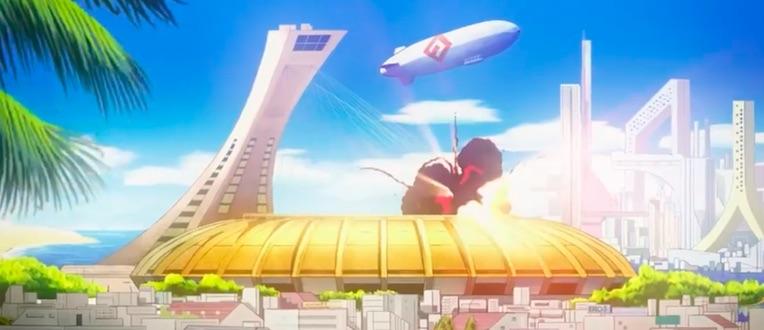 Windjammers 2 à la Gamescom