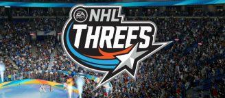 NHL 19 – l'arcade dans Threes