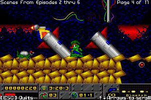 Jazz Jackrabbit - PC MSDOS (Epic Mega Games, 1994)