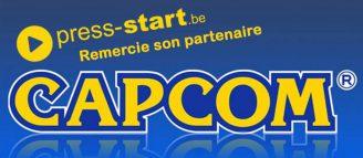 Capcom, notre partenaire à la Retro Made in Asia