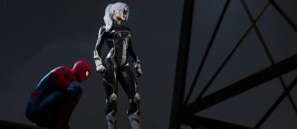 Spider-Man DLC : Le casse