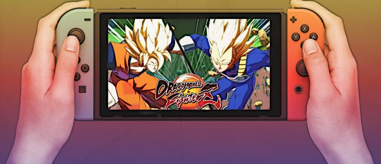 Dragon Ball Fighterz – Version Switch