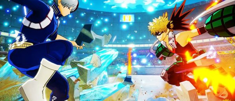 My Hero Academia One's Justice : La justice à coups de poings
