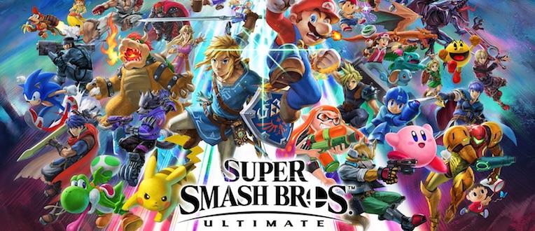 Tournoi Super Smash Bros. Ultimate