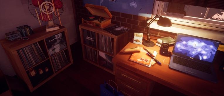 Marie's Room – En toute intimité