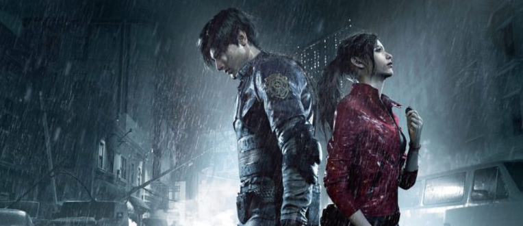Resident Evil 2 Remake – Retour à Raccoon City
