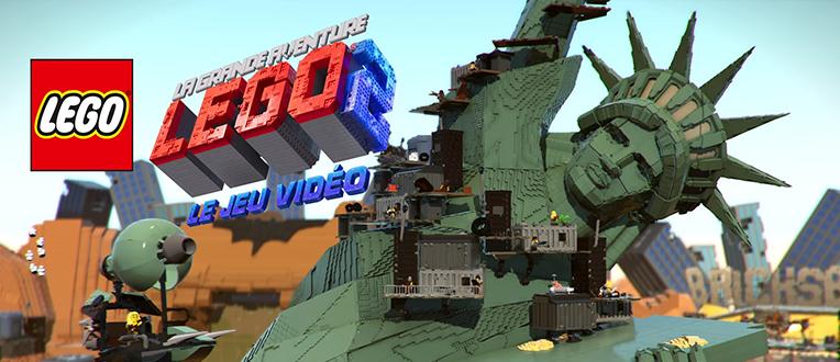 La Grande Aventure LEGO® 2 – le jeu vidéo