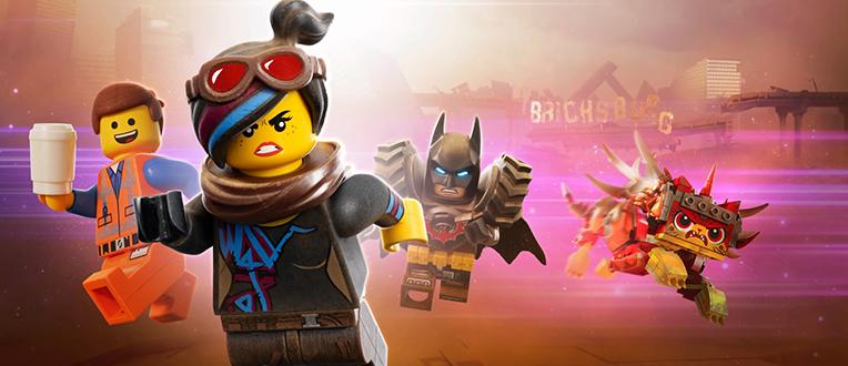 La Grande Aventure LEGO 2 – Le jeu vidéo