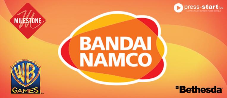 Partenaire : Bandai Namco et cie