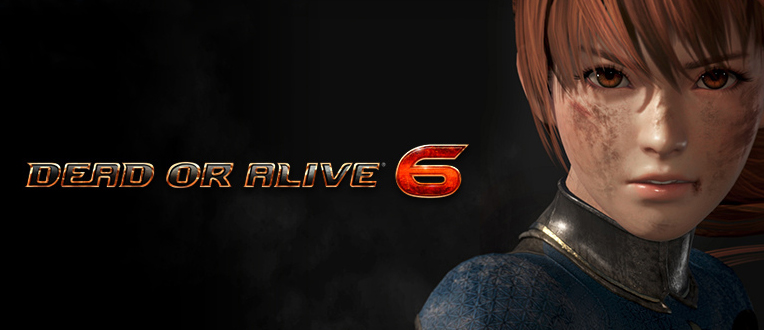 Deard Or Alive 6