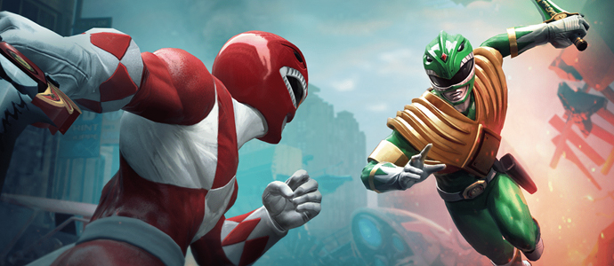 Power Rangers : Battle for the Grid