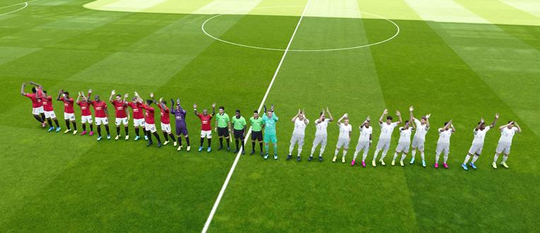 Les premières impressions sur la démo E-Football PES 2020