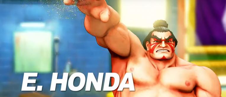 Trois nouveaux combattants pour Street Fighter V