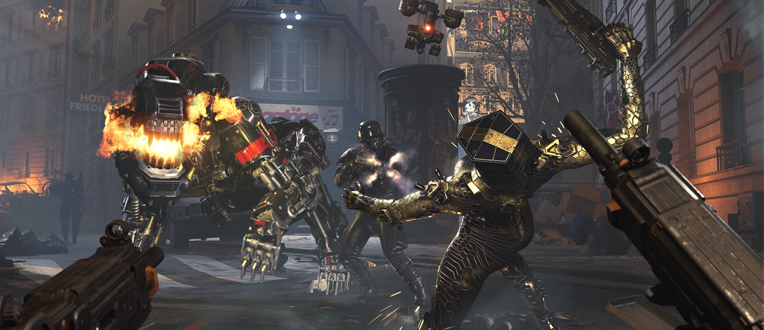 Wolfenstein: Youngblood – J'aime plus Paris