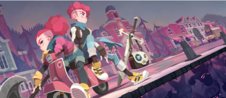 Young Souls – Preview Gamescom