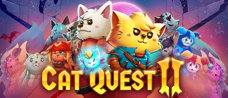 Cat Quest 2 : The Lupus Empire