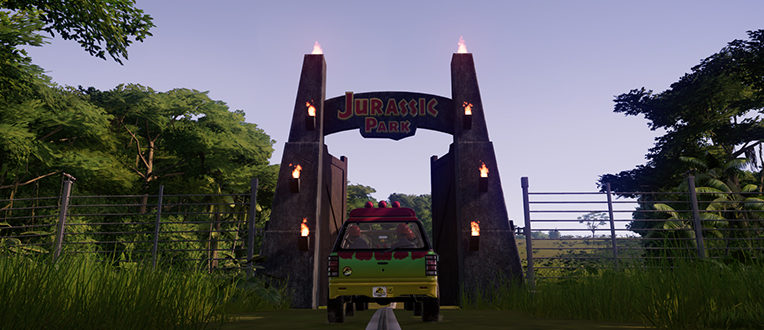 JWE: Return to Jurassic Park