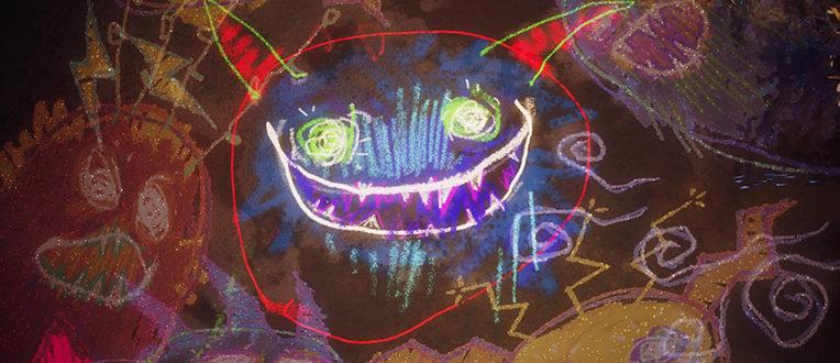 Concrete Genie – Des étoiles plein les yeux