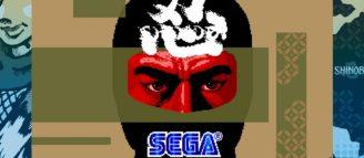 Shinobi Sega Ages