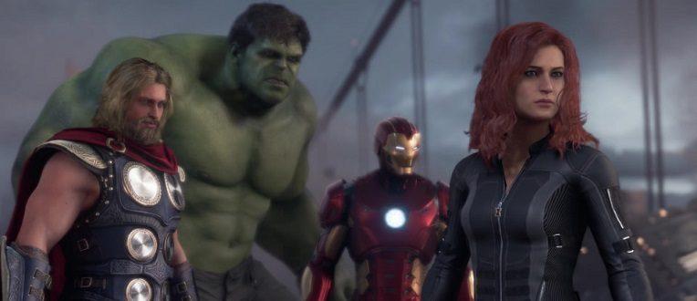Marvel's Avengers lance officiellement les précommandes en vidéo