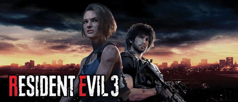 Resident Evil 3 – Remake
