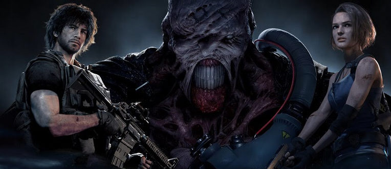 Resident Evil 3 – Remake : Nemesis is back !