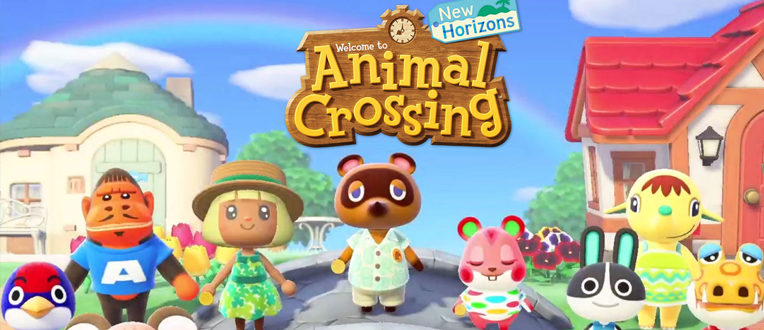 Animal Crossing – New Horizons