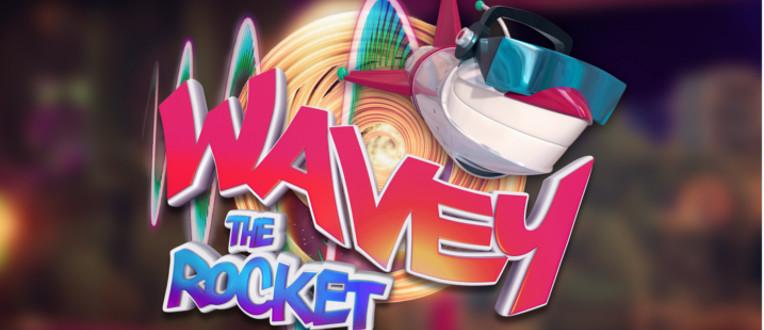 Wavey The Rocket