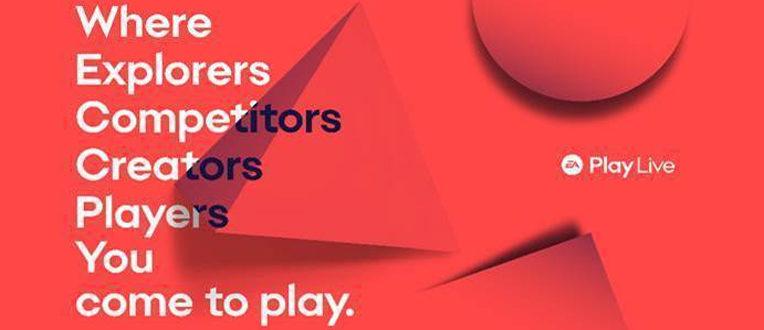 EA Play Live – Les annonces