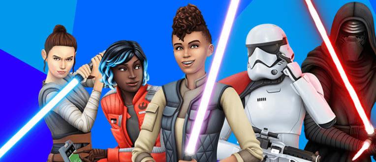 Les Sims – Star Wars : Voyage sur Batuu