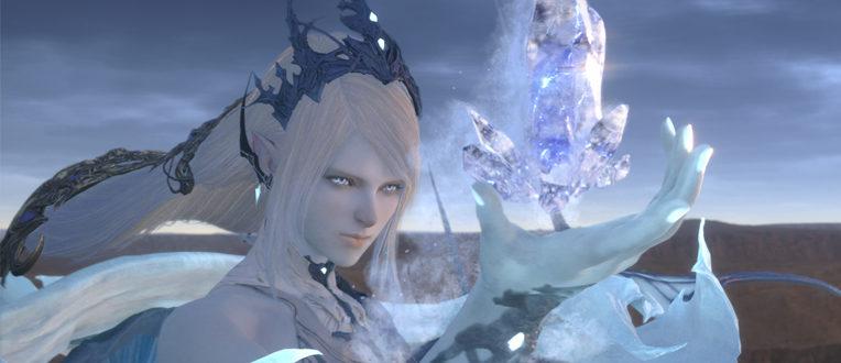 Final Fantasy XVI annoncé sur PS5