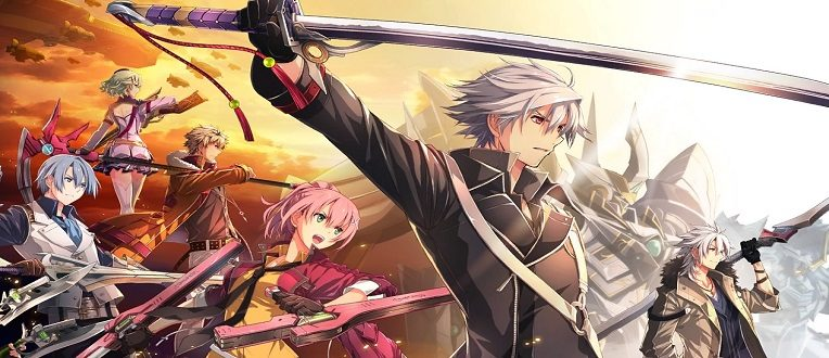 Legends of Heroes : Trails of Cold Steel IV